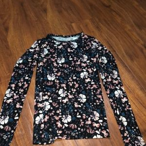 Floral Long Sleeve Aeropostale (small)